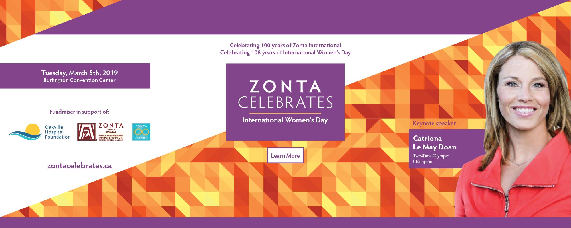 Zonta Celebrates