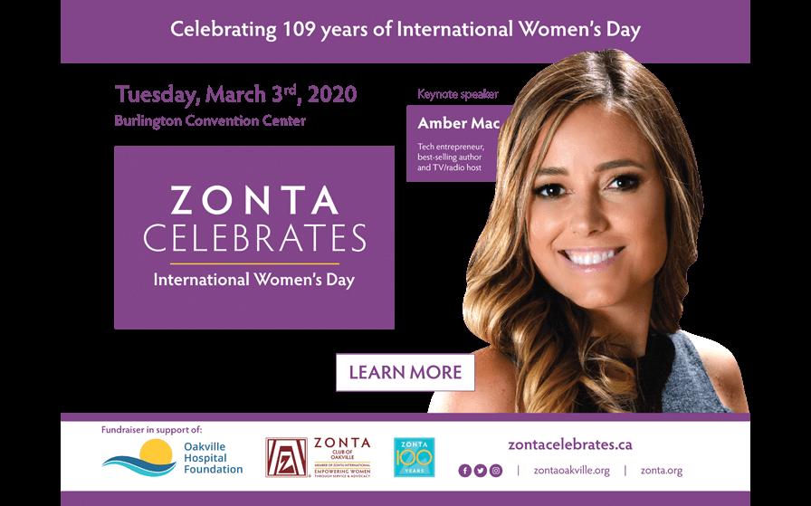 Zonta Celebrates 2020